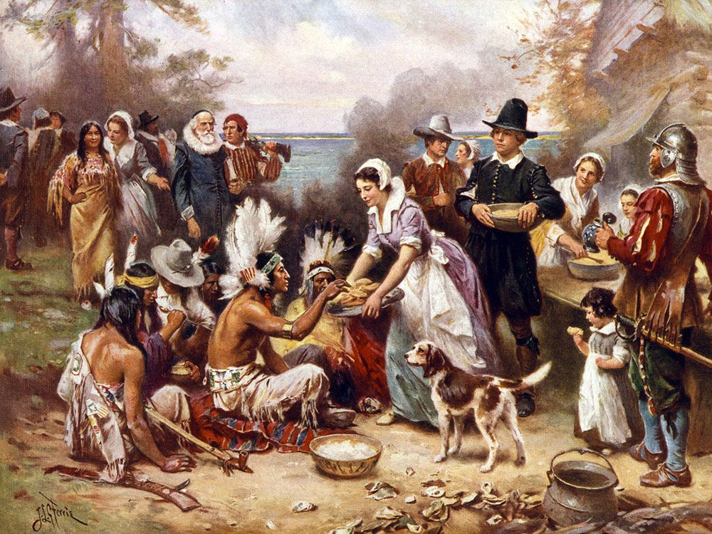 How Thanksgiving is celebrated in the United States