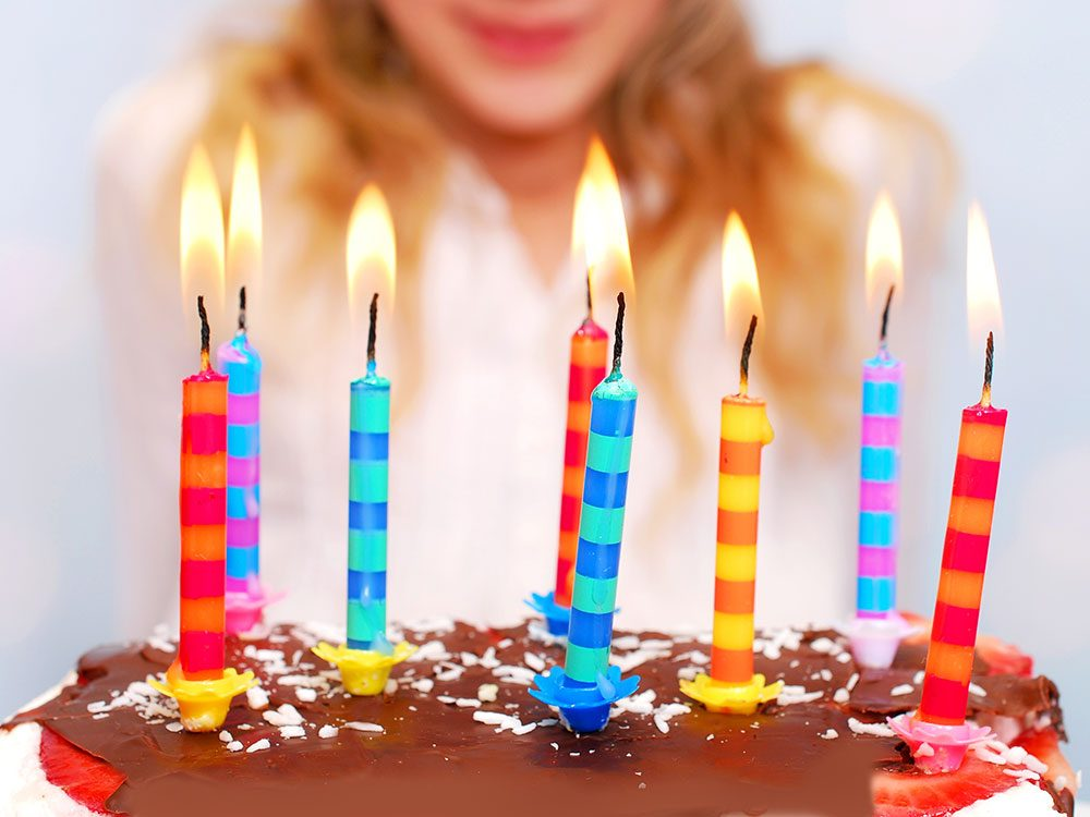 How to embrace your next milestone birthday