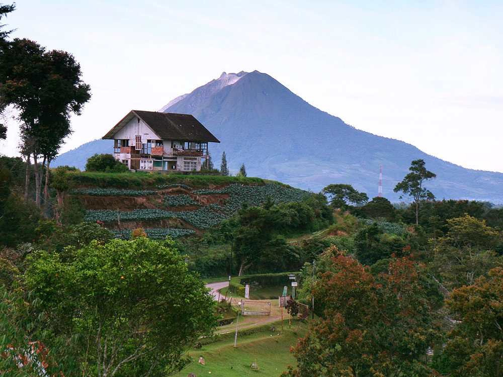 Berastagi, Indonesia