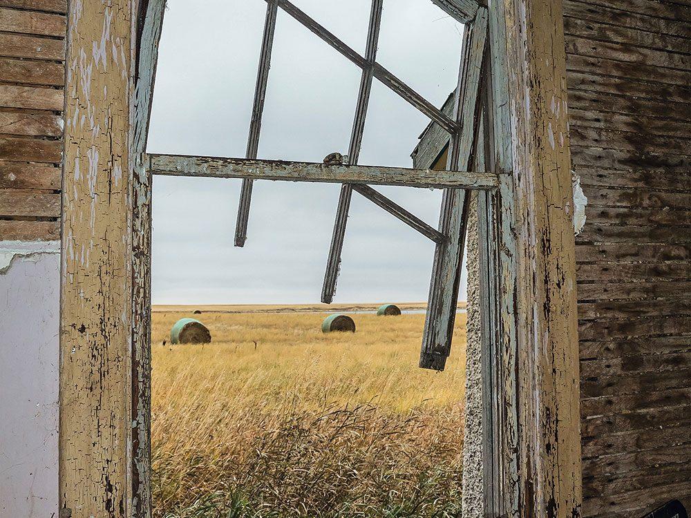 Saskatchewan ghost towns