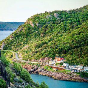 St. John's in Newfoundland Canada