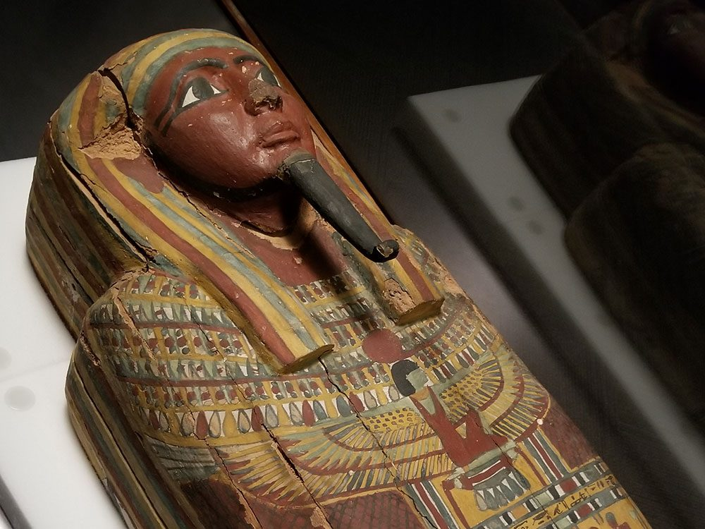 Things to do in Chicago: Field Museum mummies