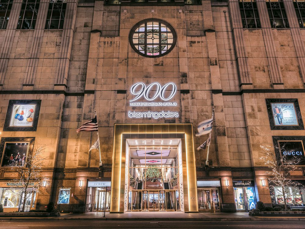 Things to do in Chicago: Shop the Magnificent Mile