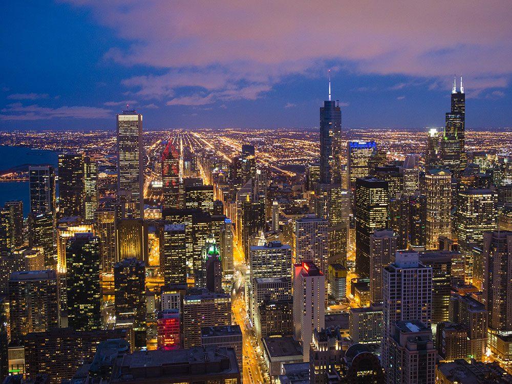 Things to do in Chicago: John Hancock skyline