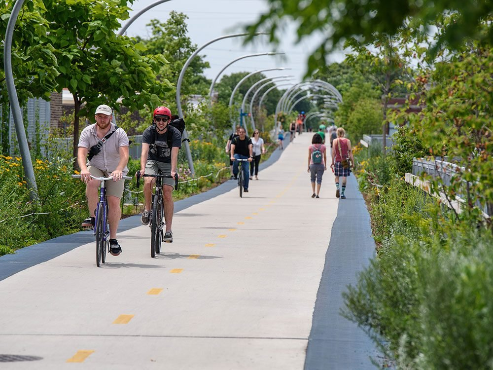 Things to do in Chicago: 606 Trail