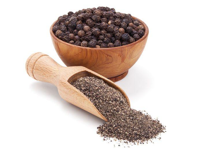 Household uses for pepper