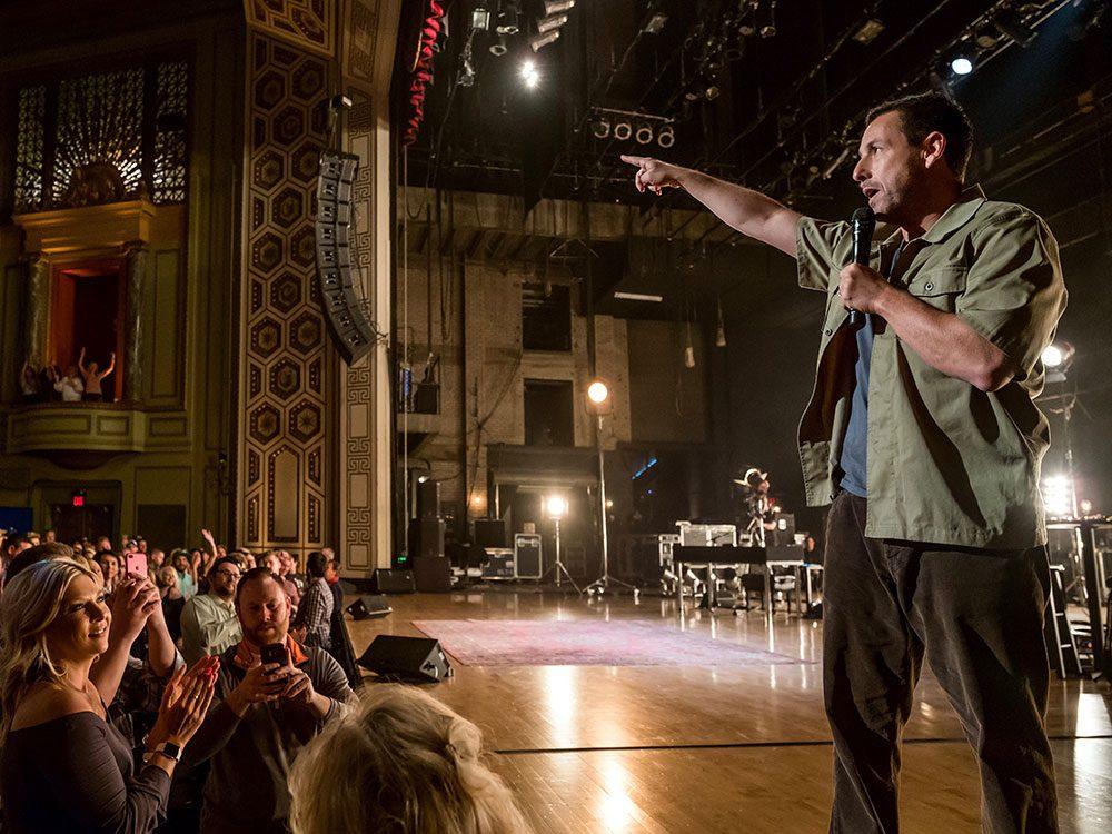 Adam Sandler stand-up special