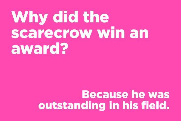 scarecrow award
