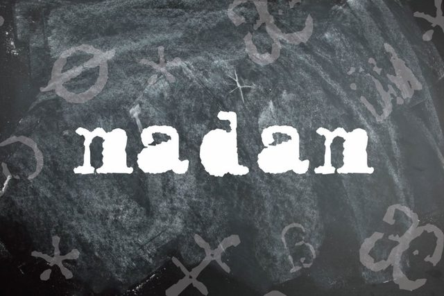 Madam is a palindrome