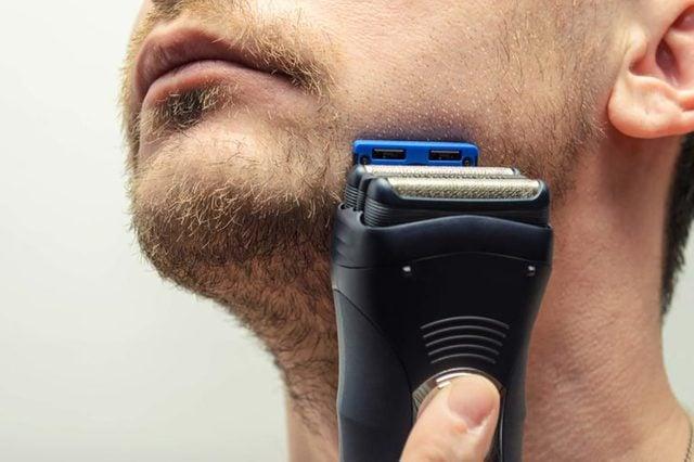 Drive-through shaving