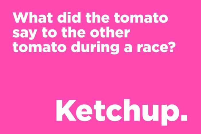 tomato race