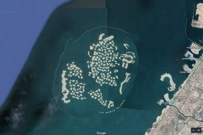 5-The World Islands