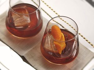 Bulleit Old Fashioned
