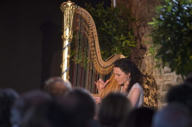 Anne Denholm just appointed asofficial harpist to Prince Charles