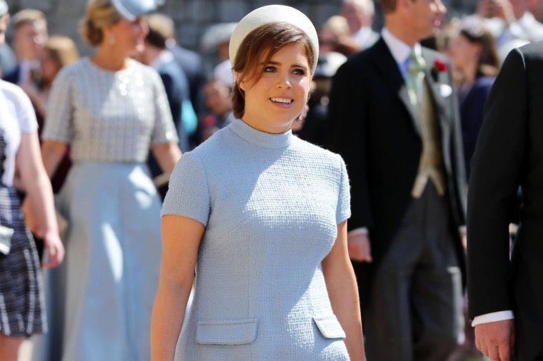Princess Eugenie in 2018