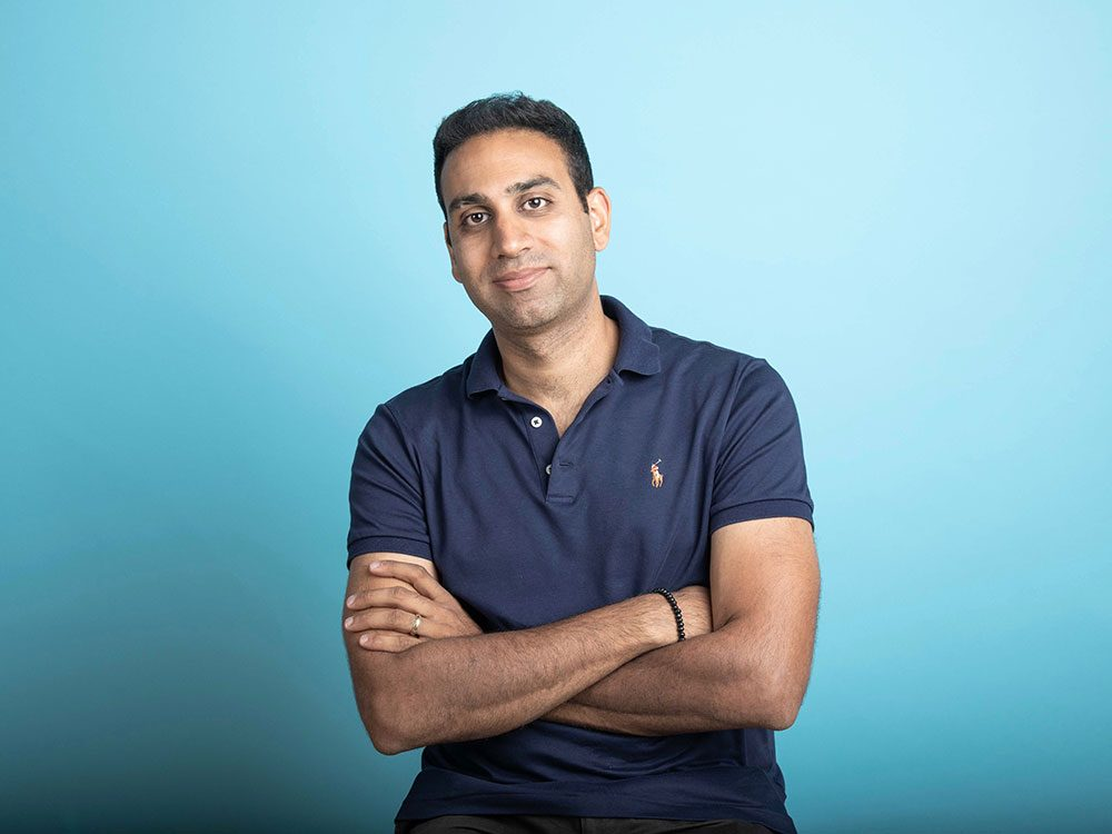 Endy co-founder Rajen Ruparell