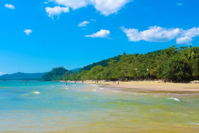 Ao Nang Beach. Krabi, Thailand