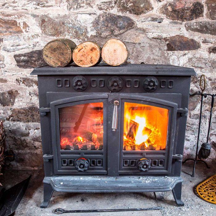 Fire wood stove