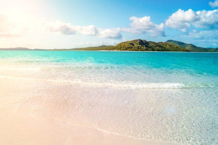 Whitehaven Beach, Australia,