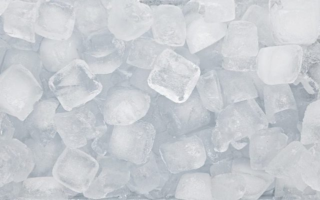 ice cubes, ice background