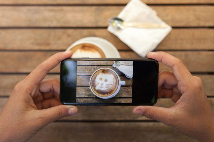 take photo phone
