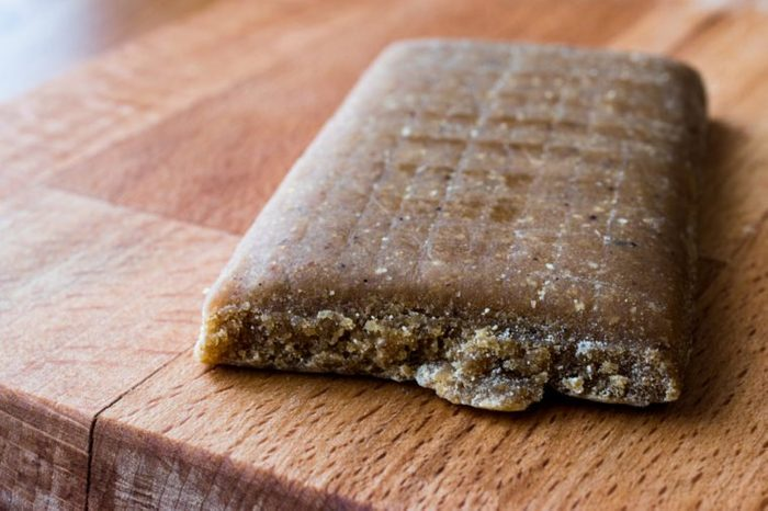 Roasted Chickpea Paste / Protein bar