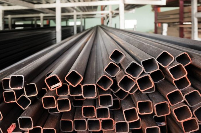 steel beam for building