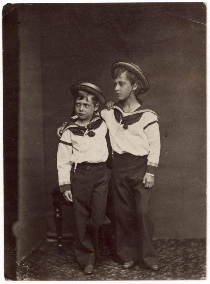 "Prince George and Prince Edward ""Albert"""