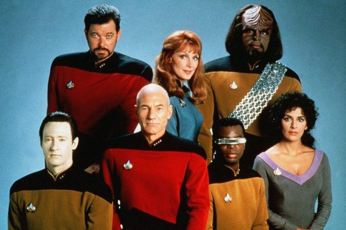 Star Trek - The Next Generation - 1987-1994