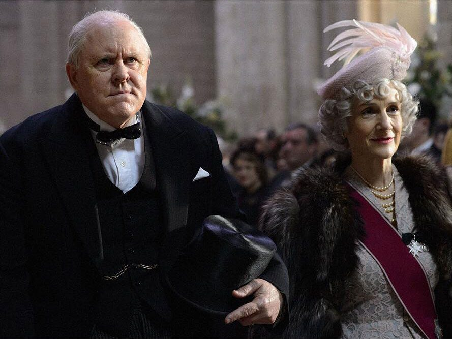 The Crown quotes - John Lithgow as Winston Churchill