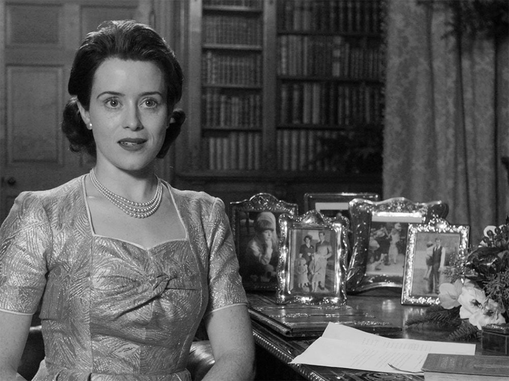 The Crown quotes - Claire Foy as Queen Elizabeth