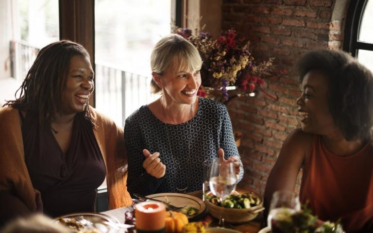 Eat mindfully to avoid holiday weight gain
