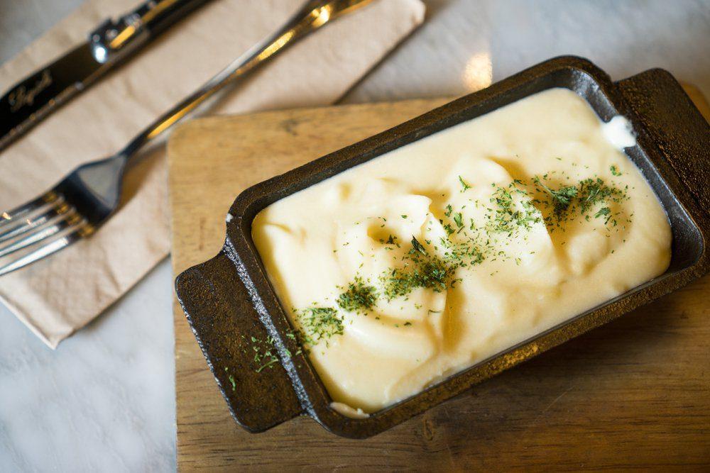 Butter Mash Potato