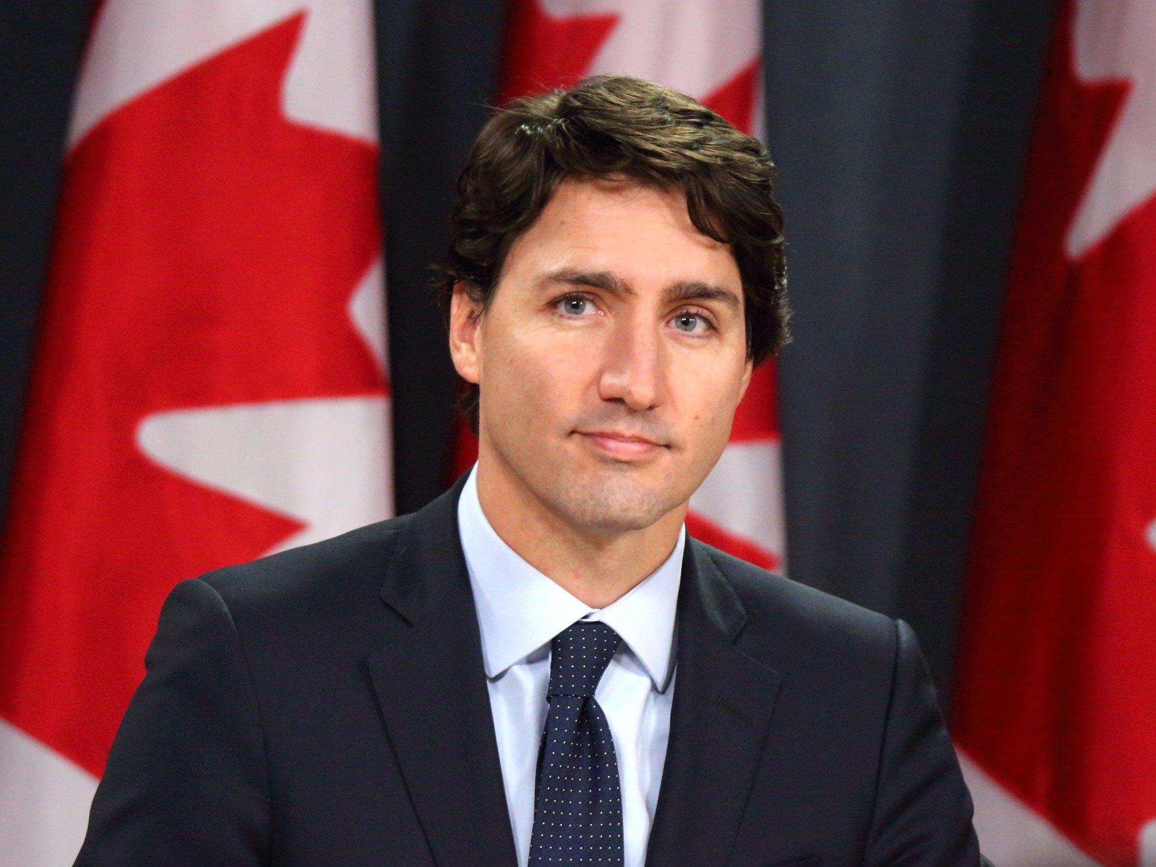 Justin Trudeau - Reader's Digest Canada