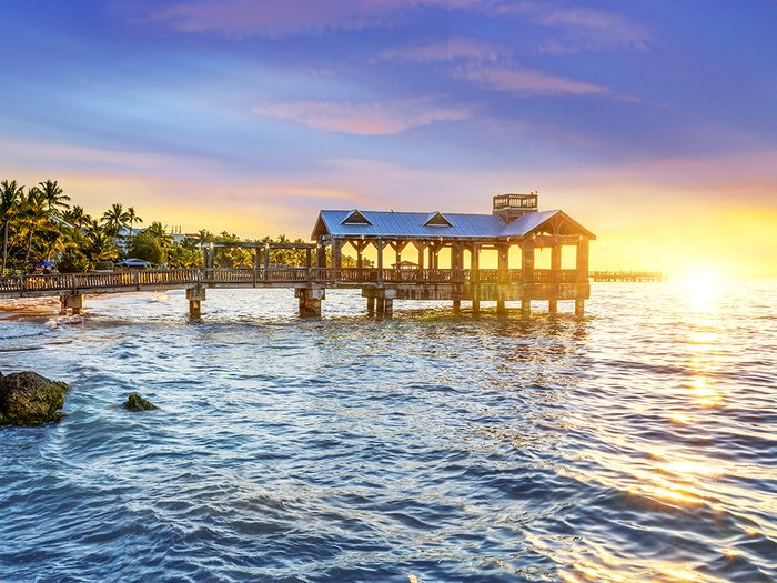 Best small islands: Key West