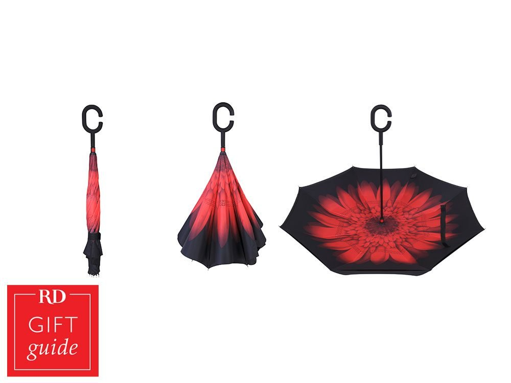 Canadian gift guide - Belami Knirps reversible umbrella