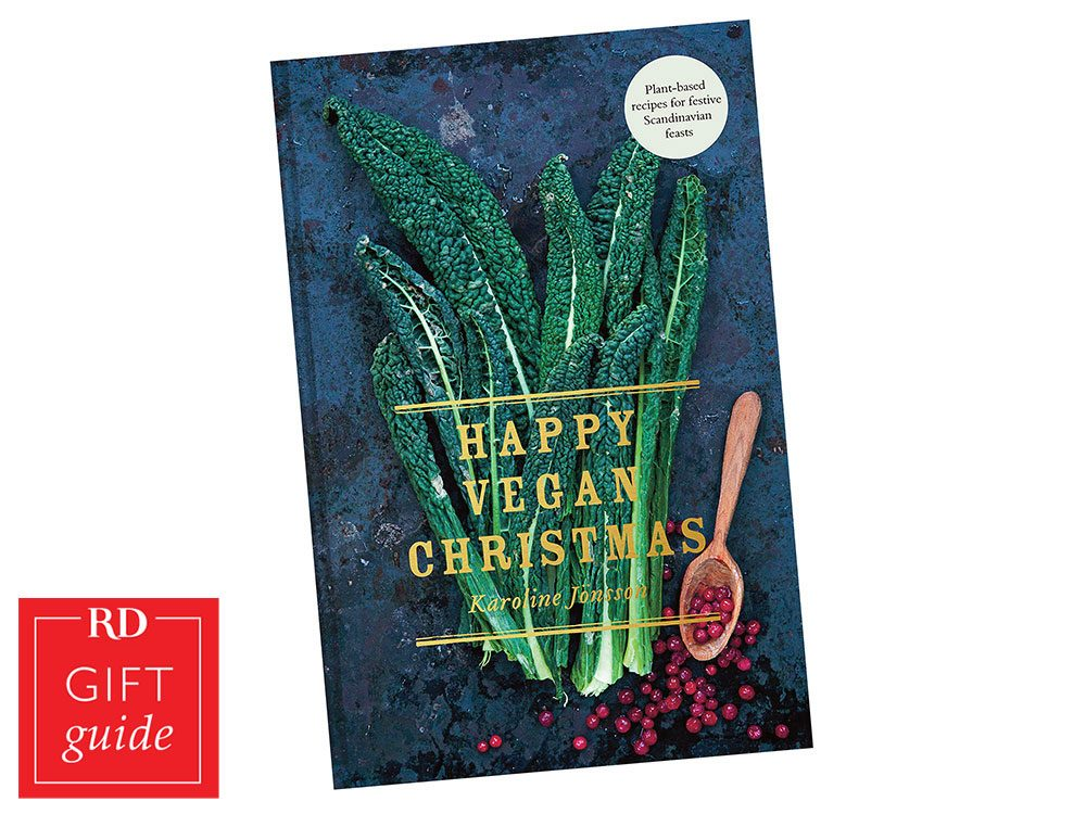 Canadian Gift Guide - Happy Vegan Christmas cookbook