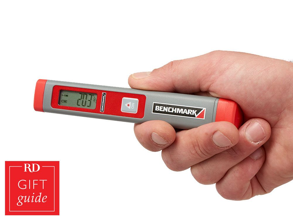 Canadian Gift Guide - Home Hardware Benchmark laser measure