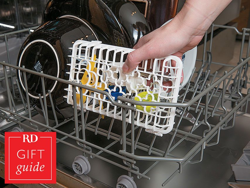 Canadian gift guide - Lee Valley dishwasher basket
