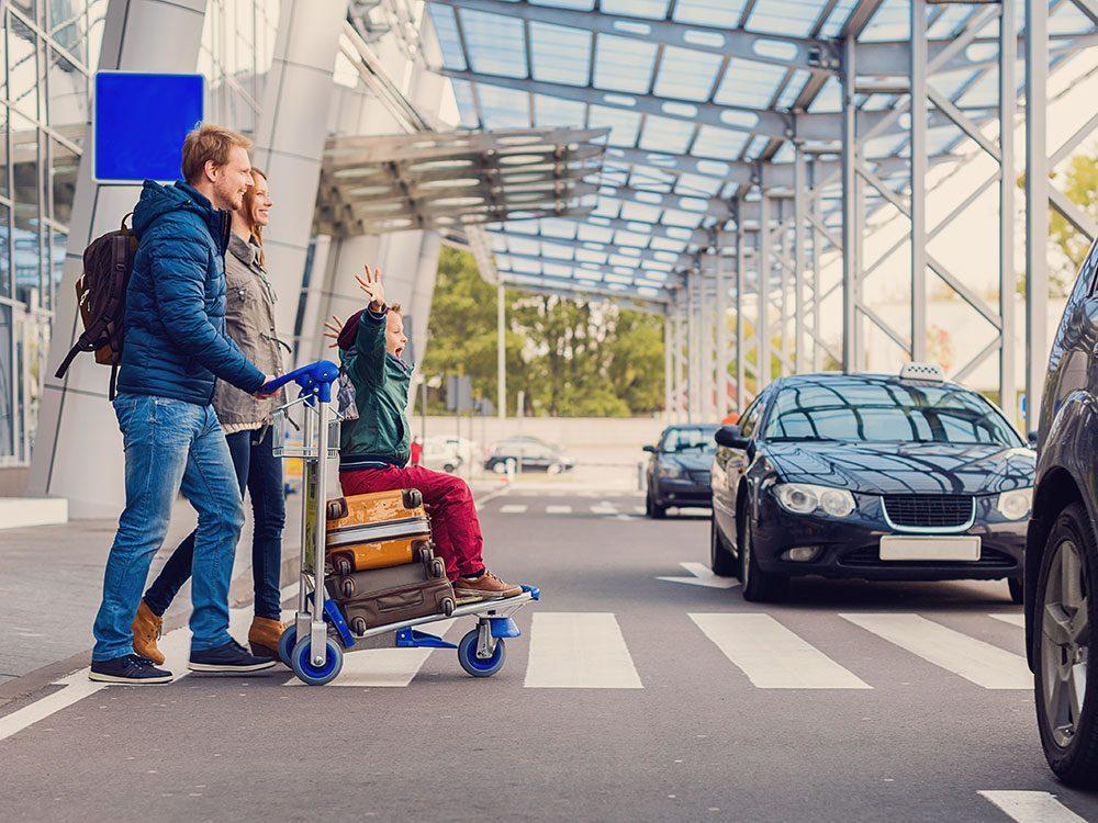 Car rental package deals