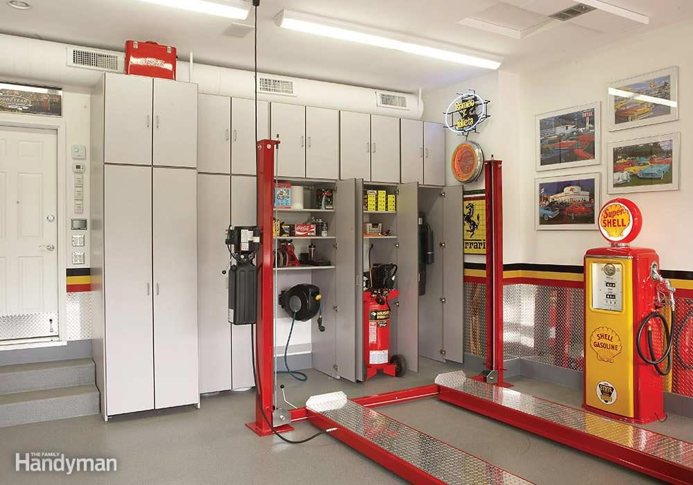 Dream garage storage
