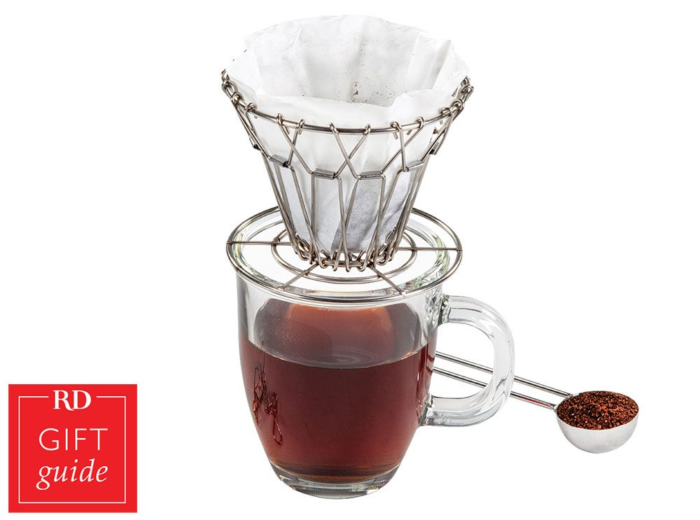 Canadian Gift Guide - Kikkerland pour over coffee set