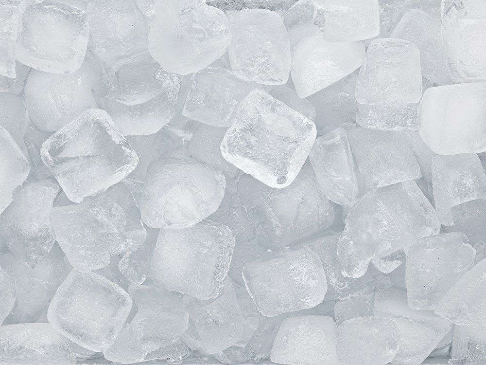 Home remedies for hemorrhoids: Ice