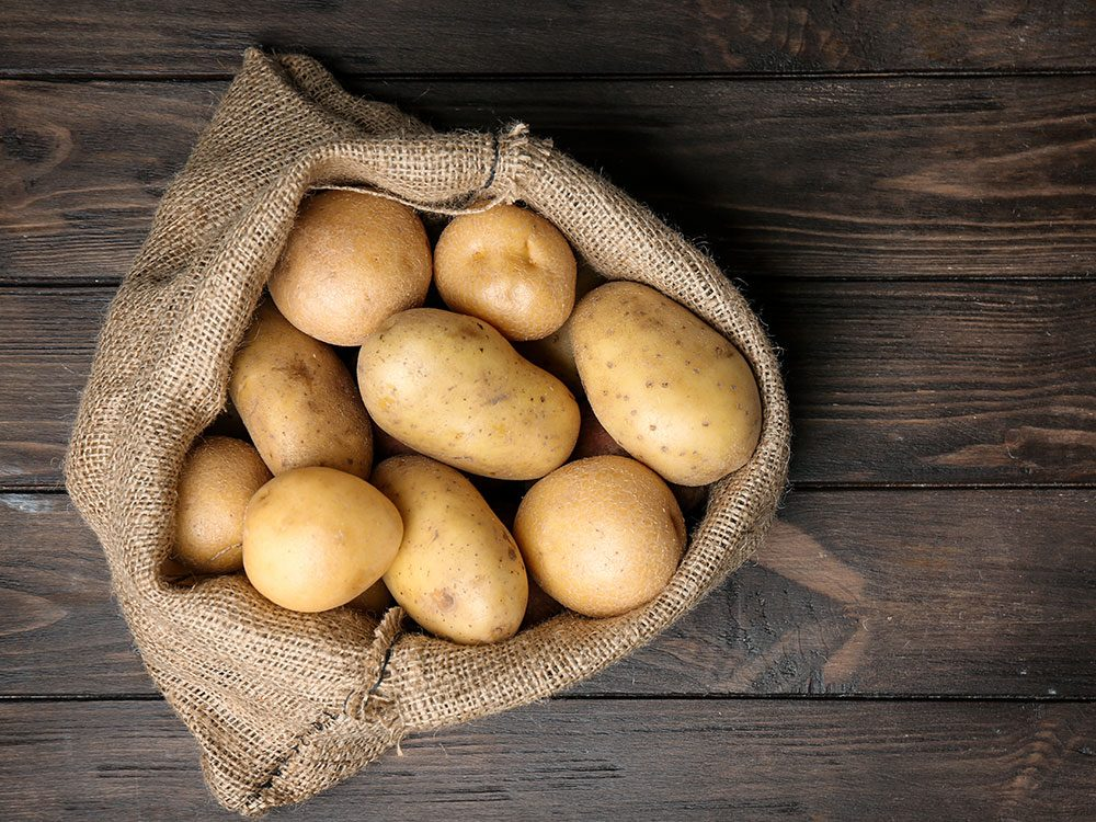 Home remedies for hemorrhoids: Potato