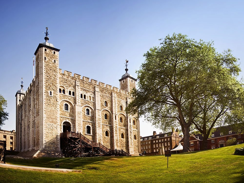 London attractions - Tower of London