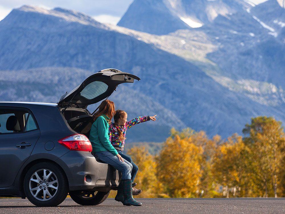 Money-saving car rental tips