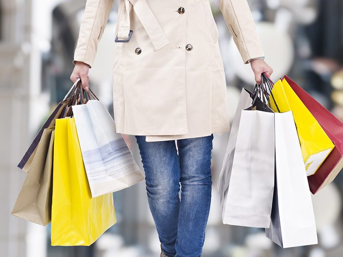 Planning a Christmas party: Shop in advance
