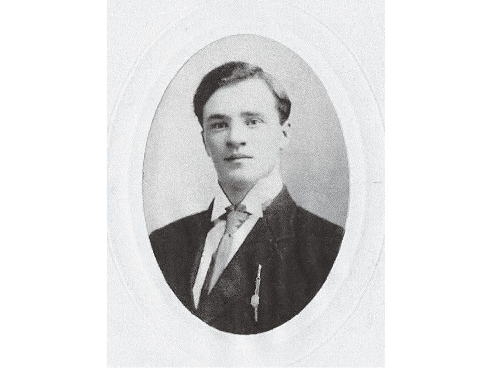 Thomas Victor Rutherford