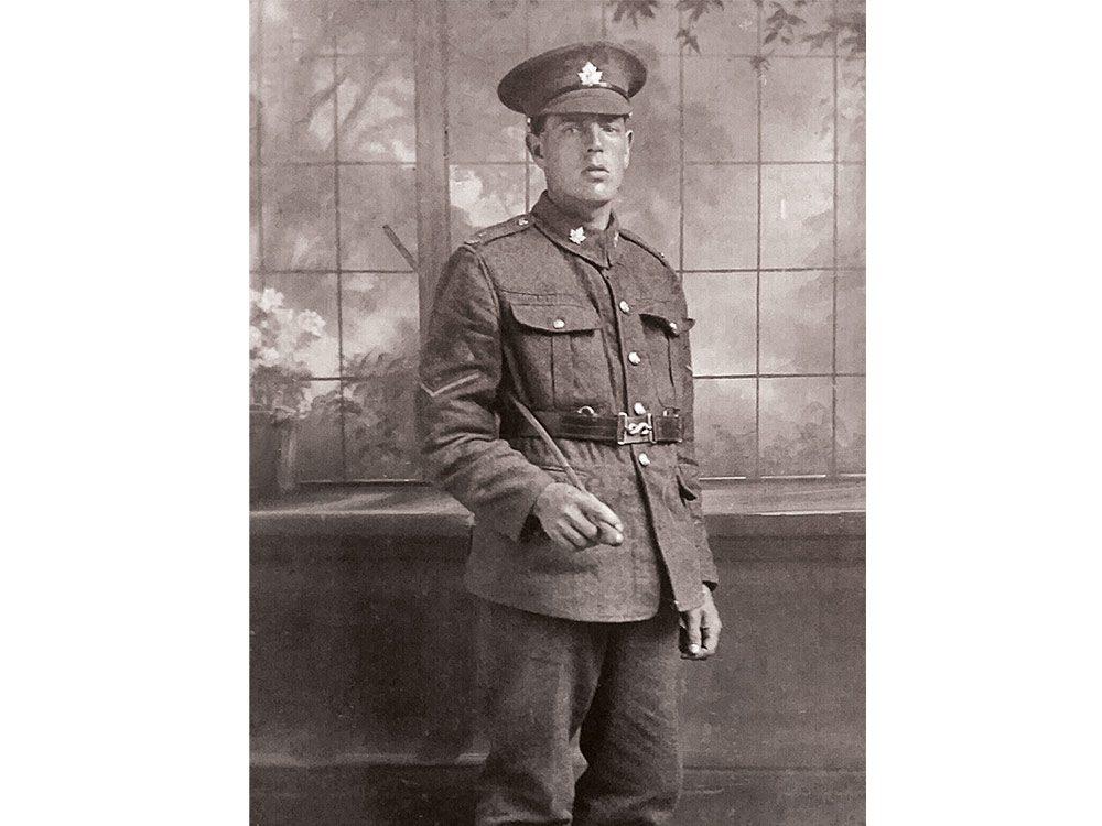 Lance Corporal Richard Clarke