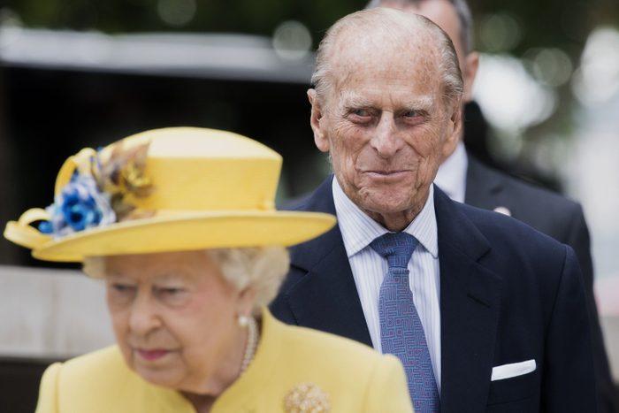 Queen Elizabeth II opens the new headquarters of New Scotland Yard, London, United Kingdom - 13 Jul 2017